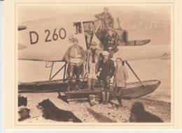 Spitzbergen Expedition 1923 - Roald Amundsen - Point Barrow - Alaska - Nordpols - Jukers Hammer Expedition - 200/145 Mm - 1919-1938: Between Wars
