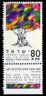 1993Israel1273Respect Your Elders'0,90 € - Israel