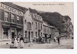 2 - HERMALLE SOUS HUY - Avenue De La Gare De Hermalle à La Mallieue - Engis
