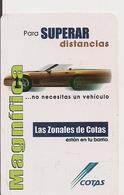 TARJETA BOLIVIA - Unclassified