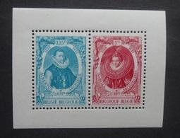 BELGIE  1942     Blok  17     Postfis **      CW  15,50 - Blocs 1924-1960