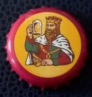 Luxembourg Capsule Bière Beer Crown Cap BATTIN Christmas De Noël - Bière