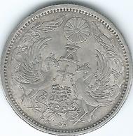 Japan - Yoshihito - 50 Sen - 1923 (Taishō 12) - KMY46 - Japan