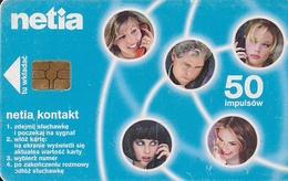 TARJETA POLONIA - Unclassified