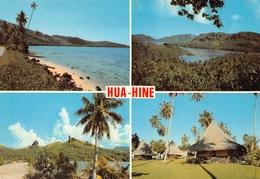 Polynésie Française - HUAHINE - Paysages Et L'Hôtel Balihai - Frans-Polynesië