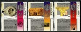 1993Israel1282-1284Hanukka4,40 € - Israel