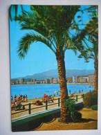 """CPSM """"Benidorm - Playa De Poniente"""" - Espagne"""