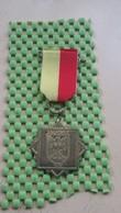 Medaille / Medal - Medaille - 50 Jaar AMF 1990 (Amsterdam Music Festival ) - The Netherlands - Nederland