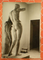 Praxiteles Hermes Statua MUSEO OLYMPIE GRECIA CARTOLINA - Sculptures