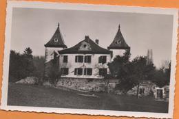 CPSM Rare RUMILLY Château De Pieuillet Cliché RYGREC 23/07/51 Circulée - Rumilly