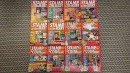 STAMP AND COIN MART MAGAZINE JANUARY 1996 TO DECEMBER 1996 - Inglesi (dal 1941)