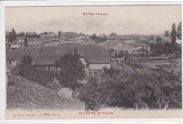 88 VITTEL Le Côte Est Du Village - Vittel Contrexeville