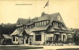60 Chantilly - LE GOLF / A 376 - Chantilly
