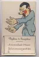 DIPLÔME DE ROUSPÉTEUR - Humour - Humor