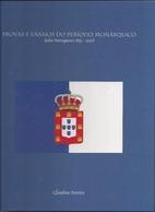 Portugal Book Provas E Ensaios Do Período Monárquico - Selos Portugueses 1853-1910 Claudino Pereira (Proofs And Essays) - Livre De L'année