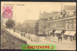 ROTTERDAM Oostzeedijk 1912 Geschreven In Esperanto - Rotterdam