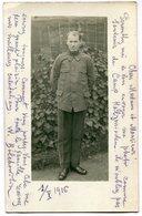 CPA - Carte Postale - Militaria - Portrait D'un Militaire Russe - 1916  (M7698) - Personen