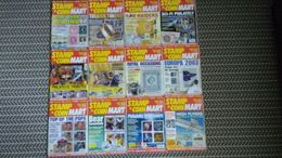 STAMP AND COIN MART MAGAZINE JANUARY 2003 TO DECEMBER 2003 - Inglesi (dal 1941)