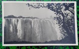Lot De 17 Photos Victoria Falls Rhodesie Afrique Du Sud Zambèse 1949 - Sud Africa