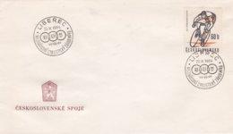 Ceskoslovensko 1964 Liberec Mezinarodni Cyklisticky Zavod Miru (A489) - Radsport