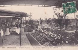14 - TROUVILLE HOTEL DE PARIS - Trouville