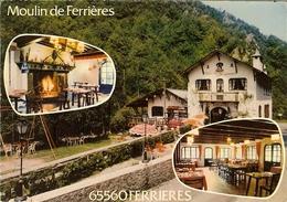 """CP De Ferrières """" Moulin De Ferrières """" Vue Splendide Sur Le Pic Du Gabizoz """" - Argeles Gazost"""