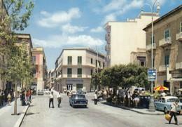 MARSALA  /  Piazza Matteotti  _ Viaggiata - Marsala