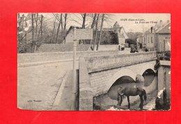 28 - Jouy : Le Pont Sur L'Eure - Jouy