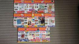 STAMP AND COIN MART MAGAZINE JANUARY 2009 TO NOVEMBER 2009 - Inglesi (dal 1941)