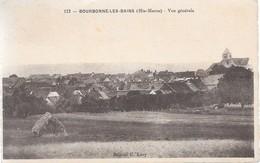 BOURBONNE LES BAINS Vue Générale 1939- Timbre Ancien - Bourbonne Les Bains