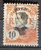 CANTON - N° 54 A - Oblitéré - TTB - Unclassified