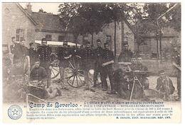 AK Camp De Beverloo, L'ecole D'application Et Perfectionnement, Ungel. - Guerre 1914-18