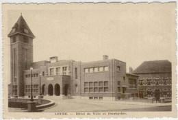 LEUZE - Hôtel De Ville Et Presbytère - Leuze-en-Hainaut