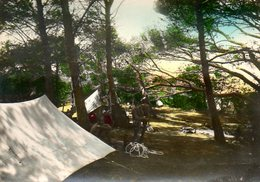 Hyères (83) : Camping à L'île Du Levant - Hyeres