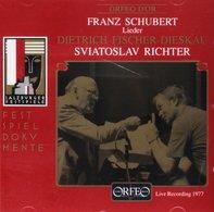 Lieder    Sviatoslav Richter - Classique