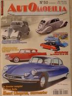 AUTOMOBILIA - N° 50 - HENRI CHAPRON, CARROSSIER  ... - TB ETAT - Auto/Moto