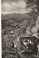 LUGANO BERGBAHN - TI Ticino