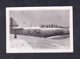 Photo Originale Aviation Armee De L' Air Francaise Avion à Identifier En Plein Vol Maroc Marrakech 1952 - Aviation