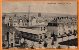 TEILANSICHT VOM TRUPPENLAGER OHRDRUF  -  Juin 1917 - Allemagne