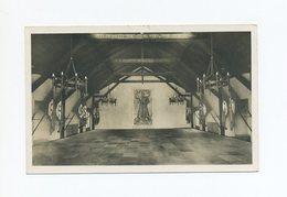 1938 3. Reich Photokarte Weihestätte Pasewalk Ehrenhalle Innenbereich SST Pasewalk 20.4.38 - Deutschland