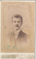 UKRAINE.  #1009 A PHOTO. KIEV. THE MAN. LAZOVSKY.   *** - Projecteurs De Films