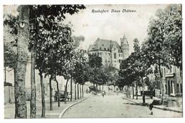 Rochefort - Vieux Château - 1908 -  2 Scans - Rochefort