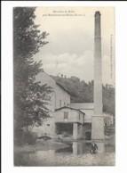 Minoterie De Bodin Près Montfaucon-sur-Moine - édit. E. Georges  + Verso - Autres Communes