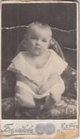 UKRAINE.  #1014 A PHOTO. KERCH. BELIKOV. BABY ON CHAIR.  *** - Projecteurs De Films