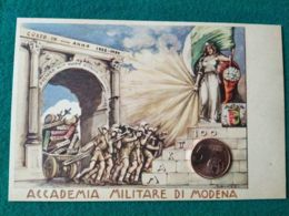 FASCISMO Accademia Militare Modena - Guerra 1939-45