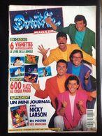 Dorothée Magazine N° 65 18 DECEMBRE 1990 NI POSTER NI SUPPLEMENT - Livres, BD, Revues