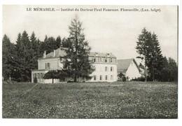 Le Mémabile - Institut Du Docteur Paul Famenne Florenville -  2 Scans - Florenville