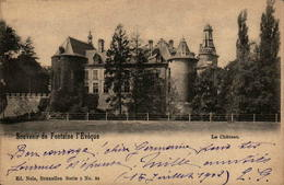 Souvenir De FONTAINE L'EVÊQUE - Le Château - Fontaine-l'Evêque