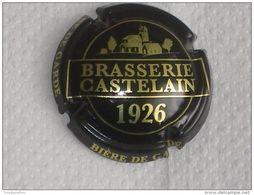 CAPSULE QUART BIERE / CASTELAIN - Bière