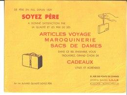De Père En Fils Soyez Père. Maroquinerie, Sacs De Dames, Articles De Voyage, Cadeaux.. Lille. N° 141; - M